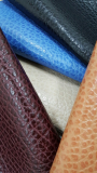 Elephant grain leather